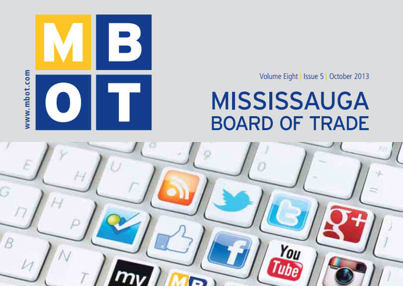 Read Our Article in the Mississauga Board of Trade's Special Feature on Marketing and Communication